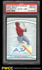 2009 Bowman Sterling Refractor Mike Trout ROOKIE RC AUTO 199 PSA 10 GEM (PWCC)
