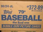 1989 Topps Baseball Cello Box - Unsearched - Randy Johnson Rookie