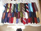 LOT OF 50 VINTAGE 50S 60S  70S MENS NECK TIES MAYBE EVEN 40S TIE 2