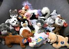 LOT OF 15 TY BEANIE BABY BABIES 2.0 FLETCH CHILL CRICKET SLEDDER SKUNKERS JUNGLE