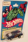 MOC 1978 Hot Wheels The Heroes The Thing Poison Pinto with Basic Wheels