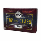 2016 TOPPS UFC TOP OF THE CLASS HOBBY BOX 2 AUTOGRAPHS 1 JUMBO RELIC PER BOX