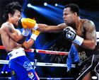 Sugar Shane Mosley Signed Autographed 16X20 Photo Punch vs. Pacquiao JSA