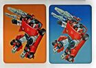 1985 Hasbro Transformers Action Cards Trading Cards 11