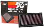 K&N 33-5060 Replacement Air Filter Fits 17-18 Subaru BRZ & 17 Toyota 86 Manual