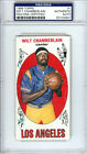 Wilt Chamberlain Autographed Signed 1969 Topps Card Lakers PSA #83100647