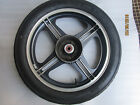 2. Honda CB 450 S PC17 Rim Rear REAR WHEEL 18X2, 50 + TYRES