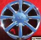 SET OF 4 CHROME 17 Wheels for INFINITI Q45 J30 G35 EX35 73680