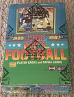 1989 89 SCORE FOOTBALL WAX BOX BBCE UNOPENED SUPER CLEAN FREE PRIORITY SHIPPING