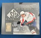 2011 12 Upper Deck SP Game-Used Hockey Factory Sealed Hobby Box