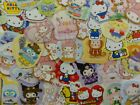 Cute Hello Kitty My Melody Purin flake stickers Journal Planner sanrio scrapbook