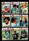 1979 TOPPS FOOTBALL LOT OF 500 MINT *INV1941