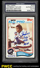 1982 Topps Football Lawrence Taylor ROOKIE RC AUTO #434 PSA DNA AUTH (PWCC)