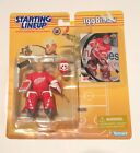 1998 Chris Osgood Starting Lineup NEW READ Detroit Red Wings