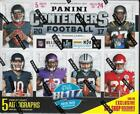 2017 Panini Contenders Football Factory Sealed Hobby Box With 5-6 Autographs