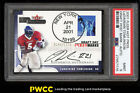 2001 Fleer Hot Prospects Post LaDainian Tomlinson RC AUTO 1775 PSA 9 (PWCC)