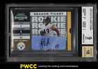 2003 Playoff Contenders Troy Polamalu ROOKIE RC AUTO 989 #190 BGS 9 MINT (PWCC)