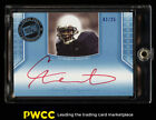 2011 Press Pass Certified Blue Cam Newton ROOKIE RC AUTO #SS-CN (PWCC)
