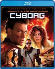 CYBORG New Sealed Blu ray Collectors Edition Jean Claude Van Damme