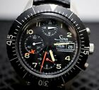 SINN 156 MILITARY NWOT 43MM CHRONOGRAPH LEMANIA 5100 RARE FIND COLLECTABLE NEW