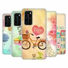 HEAD CASE DESIGNS I DREAM OF PARIS SOFT GEL CASE FOR HUAWEI PHONES