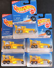 HOTWHEELS 1996 1ST EDITION CARS 24 VARIATIONS INCLUDING THE VW DRAG BUS