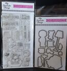 My Favorite Things BB OUR STORY Clear Cling Stamps  Die namics Dies Set MFT