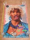 1992 IN LIVING COLOR POSTER - I'LL ROCK YOUR WORLD, LOVE WANDA - JAMIE FOXX