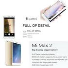 Xiaomi MAX 2 Huawei Nova 2 Multiple Models Octa-Core Global 4G Android 7.1 Phone