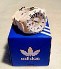NEW Newburgh White & Blue Adidas Watch with Silicone Band ADH3012