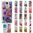 For LG Fortune 2 Liquid Glitter Quicksand Hard Case Phone Cover Accessory