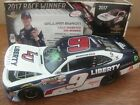 Autographed William Byron 2017 Liberty University INDY WIN 1 24 NASCAR