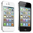 Apple iPhone 4S Unlocked for GSM Carriers Refurb all Sizes Colors