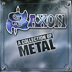 Saxon - CD - A collection of metal (16 tracks, EMI Gold) ...