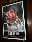 Rocky IV Original Rolled One Sheet Poster Sylvester Stallone Regular Style