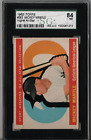1960 Topps Mickey Mantle All Star #563 SGC 84 T46