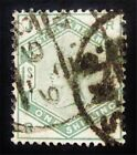 nystamps Great Britain Stamp  107 Used 130