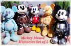 Mickey Mouse Memories Collection Set of 5 includes the RARE January LR 5 12 NEW