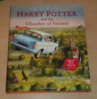 Harry Potter and the Chamber of Secrets SIGNED Illustrator Jim Kay J K Rowling