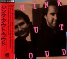 THINK OUT LOUD s/t (1988) FIRST PRESS JAPAN CD OBI D32Y3212 Randy Goodrum AOR