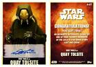 2018 Topps Star Wars Solo Movie Trading Cards 15