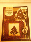 1996 MILL HILL TREASURED CHRISTNAS TREES  CROSS STITCH PATTERN