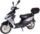 X Treme XB 504 Electric Bicycle Scooter Moped 12 AMP Battery Black NEW