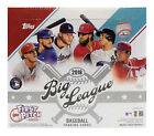 2018 Topps Big League Baseball Hobby Box New Sealed