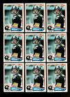 1982 TOPPS #204 TERRY BRADSHAW LOT OF 14 MINT F103147