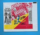 1970 Topps Baseball card pack wax WRAPPER. 10 cent.