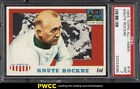 1955 Topps All-American Knute Rockne #16 PSA 7 NRMT (PWCC)