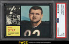 1962 Topps Football Mike Ditka ROOKIE RC #17 PSA 5 EX (PWCC)
