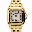 Cartier 1070 Limited Edition Panther Heart Dial 18kt Yellow Gold Quartz Panthere