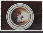 Baby's First Chriistmas Plate by Brenda Stewart Tole Painting Pattern Packet